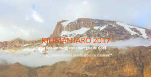 Jan Everts Kilimanjaro Stichting WINS