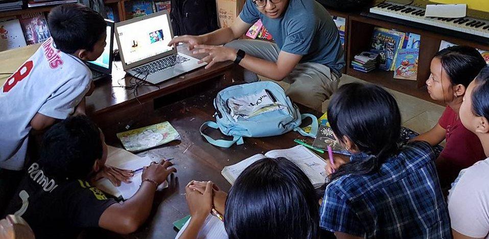 Laptops for Yayasan Widya Guna